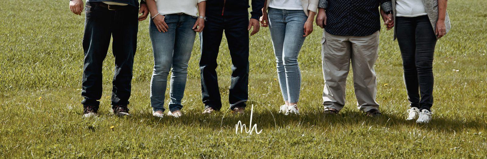 Julia & Family